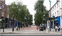 J0407 : The southern end of the pedestrianised Earl Street by Eric Jones