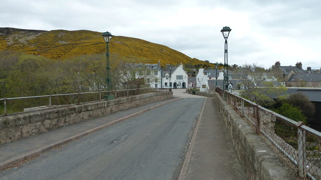 Bridge over the River Helmsdale