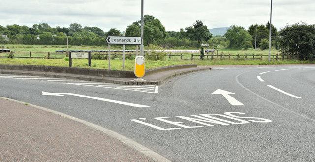 Nutt's Corner roundabout - July 2016(1)
