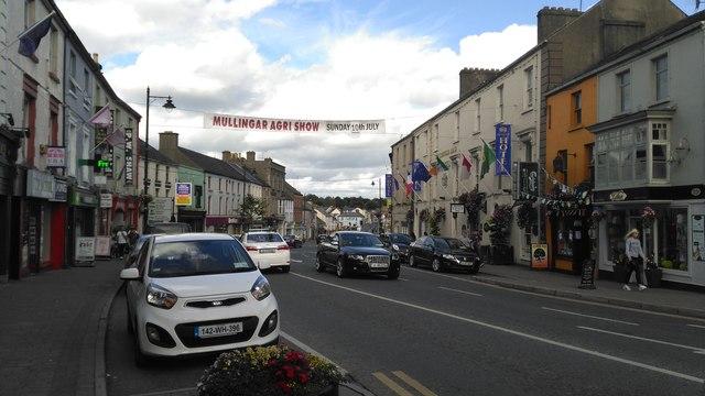 Current Local Time in Mullingar, Ireland (An Muileann gCearr)