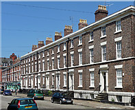 SJ3589 : 19-33 Falkner Street, Liverpool by Stephen Richards