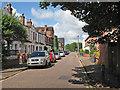 SK5837 : West Bridgford: Rushworth Avenue by John Sutton