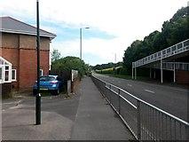 SZ0894 : Ensbury Park: the start of bridleway N03 by Chris Downer