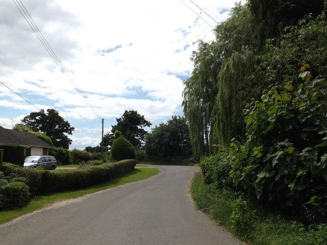 Thelnetham Road, Blo Norton