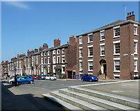SJ3589 : 7-35 Mount Street, Liverpool by Stephen Richards