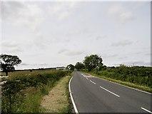 NZ1642 : View along Hedleyhill Lane by Robert Graham
