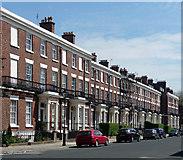 SJ3589 : 25-51 Huskisson Street, Liverpool by Stephen Richards