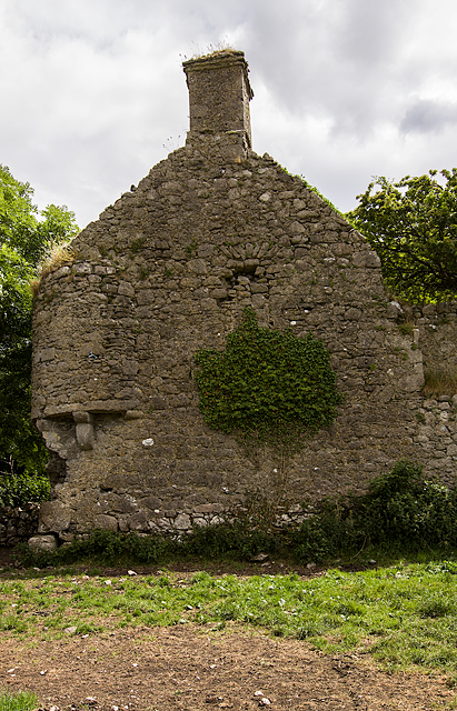 Castles of Leinster: Clonlyon, Co. Offaly (3)