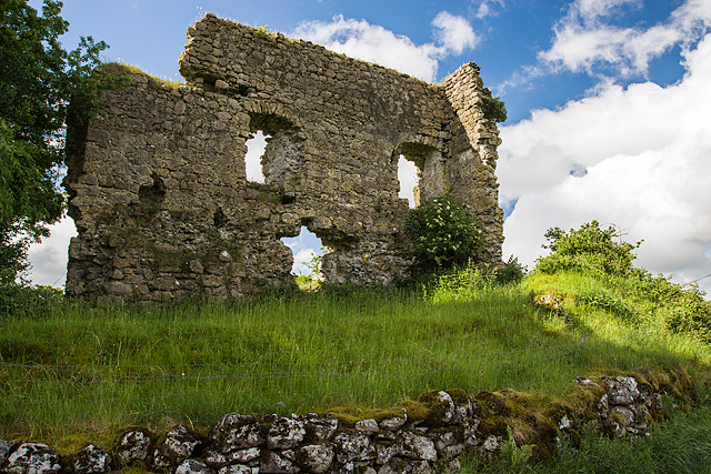 Castles of Leinster: Laragh, Co. Westmeath