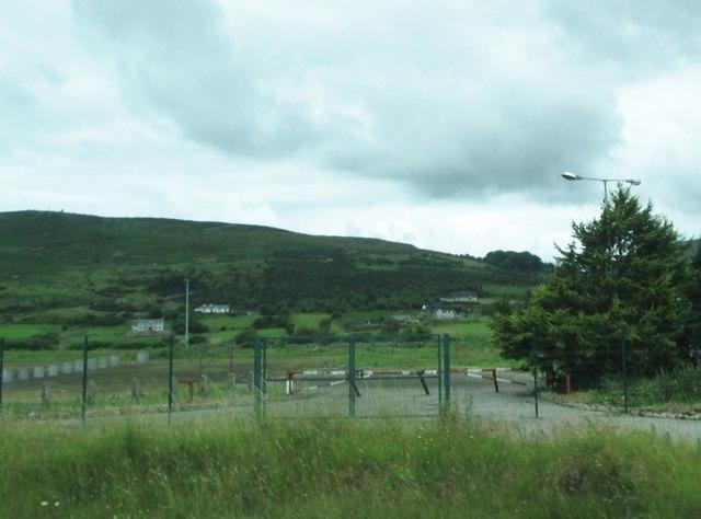 Former ROI Customs Base on the Dublin Road