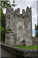 O2328 : Castles of Leinster: Monkstown, Co. Dublin (2) by Mike Searle