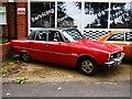 TQ3195 : Rover 3500 car, Grange Park by Paul Bryan