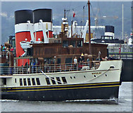 NS2876 : Old friends on the Clyde by Thomas Nugent