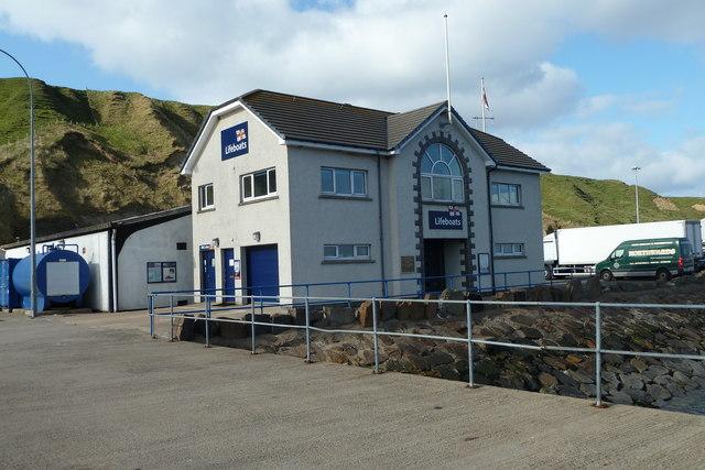 Lifeboat Station, Scrabster