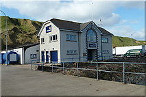 ND1070 : Lifeboat Station, Scrabster by Peter Bond