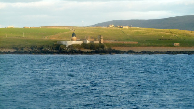 Hoy Low Lighthouse, Graemsay