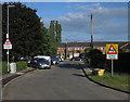 TL4351 : Jopling Way, Hauxton by Hugh Venables