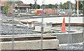 J3674 : The CS Lewis Square, Belfast (July 2016) by Albert Bridge