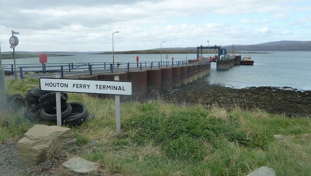 Houton Ferry Terminal