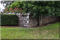 N9673 : Defending neutral Ireland in WWII: Boyne defences - Fennor Cross Roads loopholed wall (2) by Mike Searle