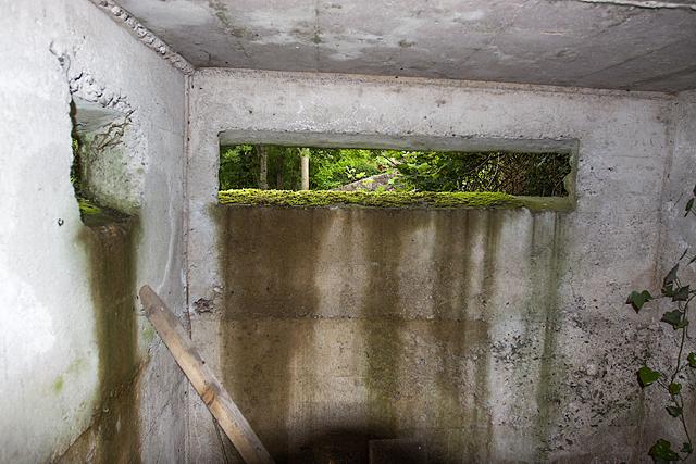 Defending neutral Ireland in WWII: Boyne defences - Broadboyne Bridge pillbox (2)