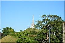 TR1457 : The Pinnacle, Dane John by N Chadwick