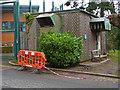 SO8754 : Worcester Mental Health Trust - emergency generator by Chris Allen