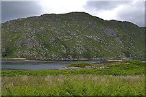 NM7479 : View across Loch Ailort by Nigel Brown