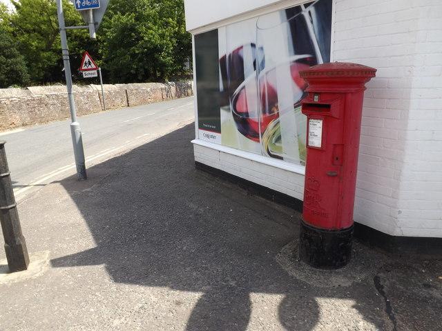 Thelnetham Road Postbox