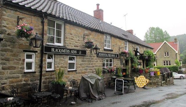 Blacksmiths Arms in Lastingham