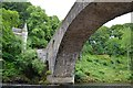 NJ1835 : Bridge of Avon, Scottish Highlands by Andrew Tryon