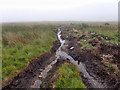 SE7099 : Recent drainage work by Mick Garratt