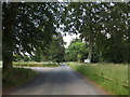 TL9580 : Knettishall Road, Knettishall by Adrian Cable