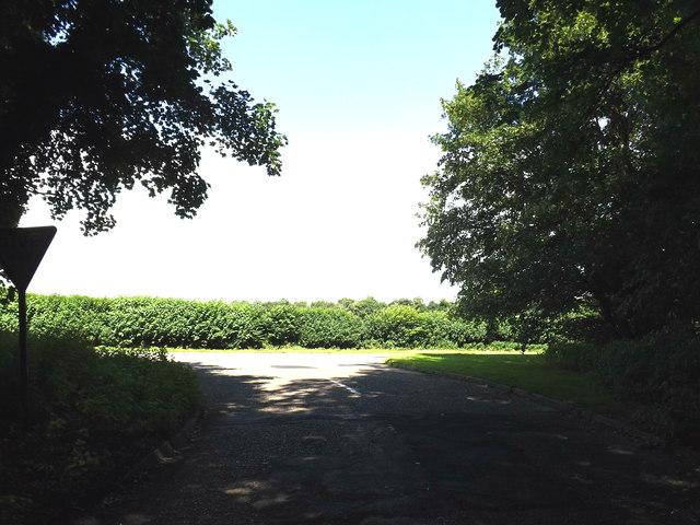 Knettishall Road, Riddlesworth