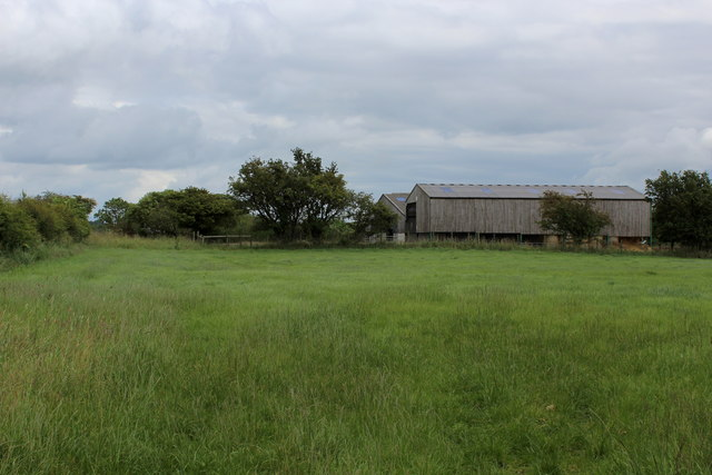 Farm Outbuilding near Skelton Cote Farm