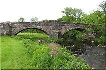 SD7152 : New Bridge over the River Hodder by Steve Daniels