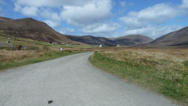 Road at Rackwick