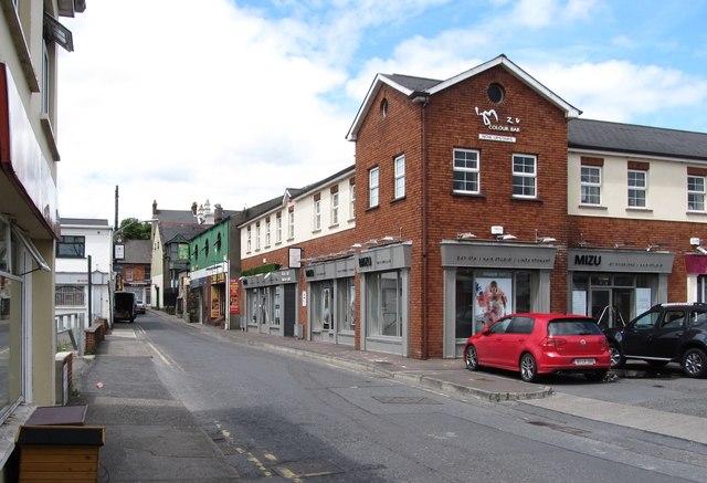 Businesses in River Lane, Dundalk