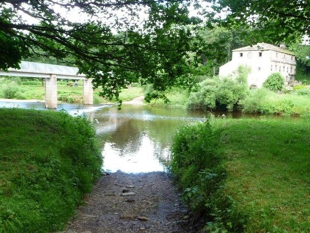 Ford across the River Eden