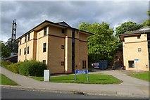 SE6250 : Derwent College blocks E and F by DS Pugh