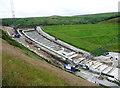 SE0410 : Reconstruction of the spillway of Butterley Reservoir, Marsden by Humphrey Bolton
