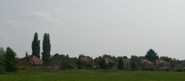 Coniston Road, on the western edge of Wolverhampton