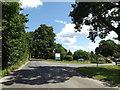 TL8884 : Brettenham Road, Kilverstone, Thetford by Adrian Cable