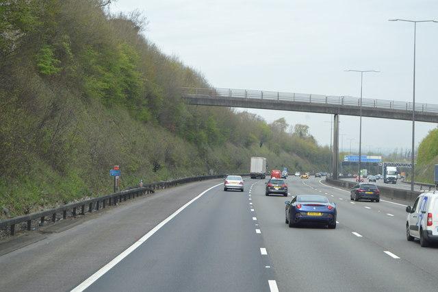 Access Bridge over the M25