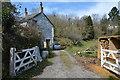 SX4371 : Goldsworthy Farm by N Chadwick