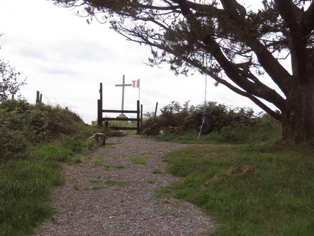 Lacken Hill 1798 monument