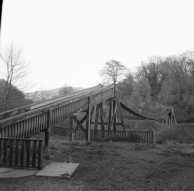 Biblins Footbridge