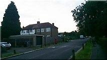 TQ2087 : Townsend Lane, Kingsbury by David Howard
