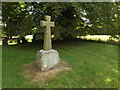 TM0178 : Thelnetham War Memorial by Geographer
