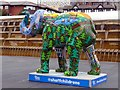 SK3586 : Herd of Sheffield: A Sheffield Summer by Graham Hogg
